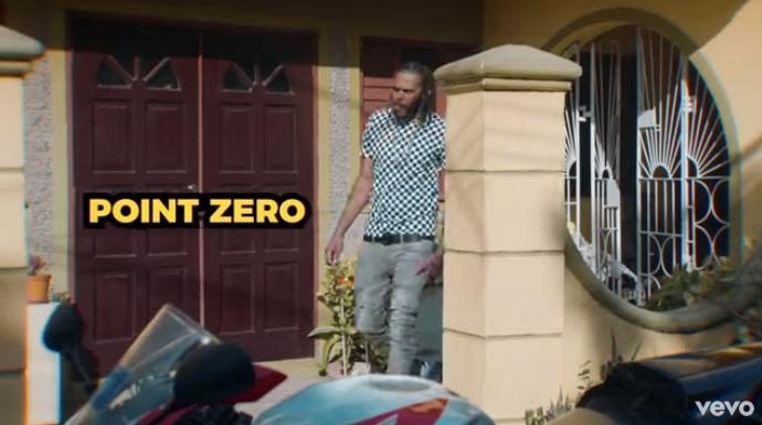 Point Zero- 'Katana'- Video