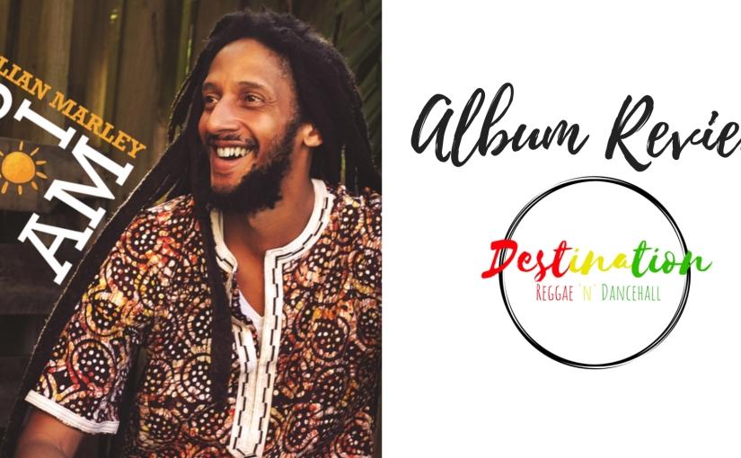 Album Review- Julian Marley- 'As IAm'