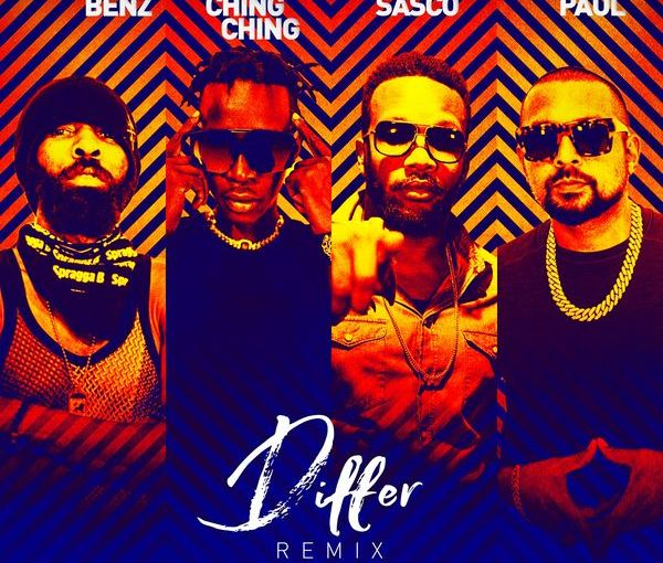 Spragga Benz ft. Chi Ching Ching, Agent Sasco and Sean Paul- 'Differ(Remix)'