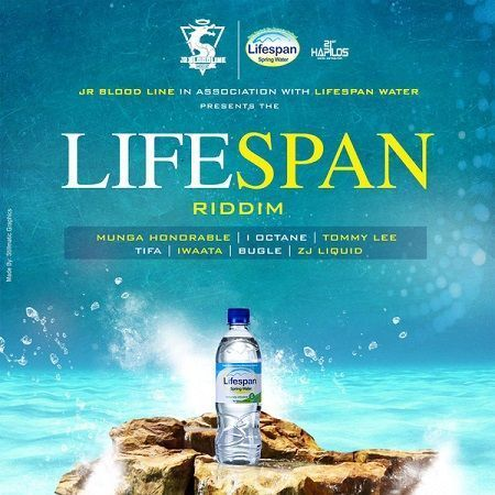 'Lifespan' Riddim Prod. JRBloodline