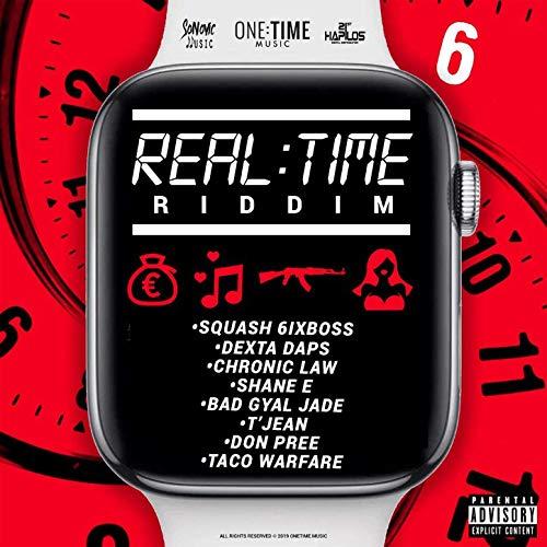 'Real Time' Riddim Prod. One TimeMusic
