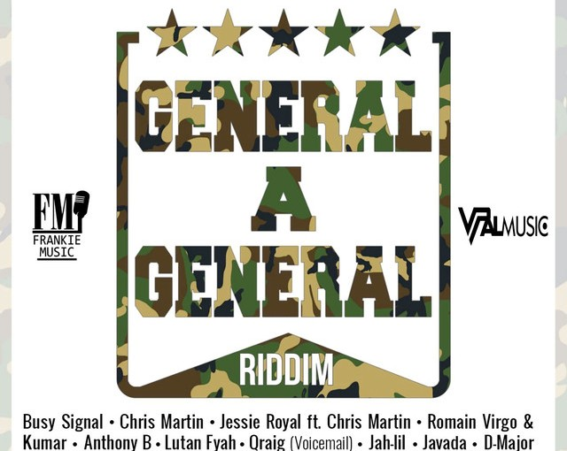 'General A General' Riddim Prod. FrankieMusic