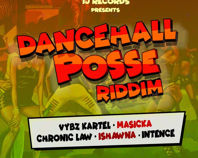 'Dancehall Posse' Riddim Prod. TJ Records