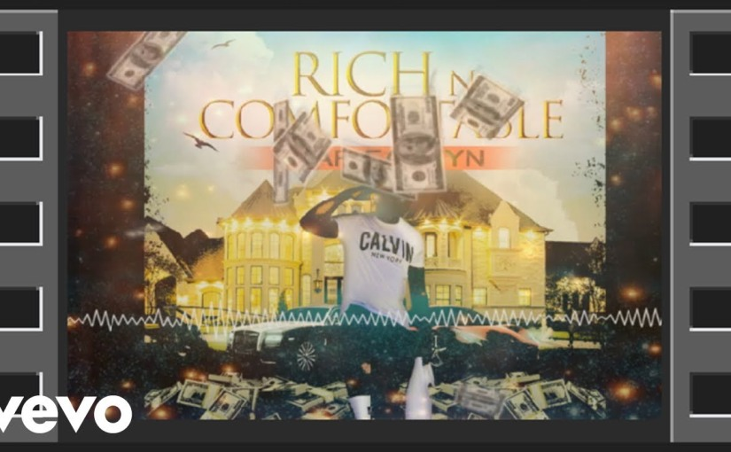 Star Captyn ft. Alkaline- 'Rich N Comfortable'