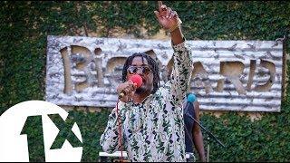 Deep Jahi Performs Live For BBC 1Xtra at Big YardStudios
