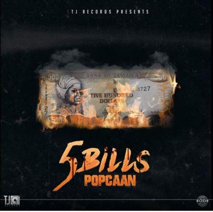 Popcaan- '5 Bills'