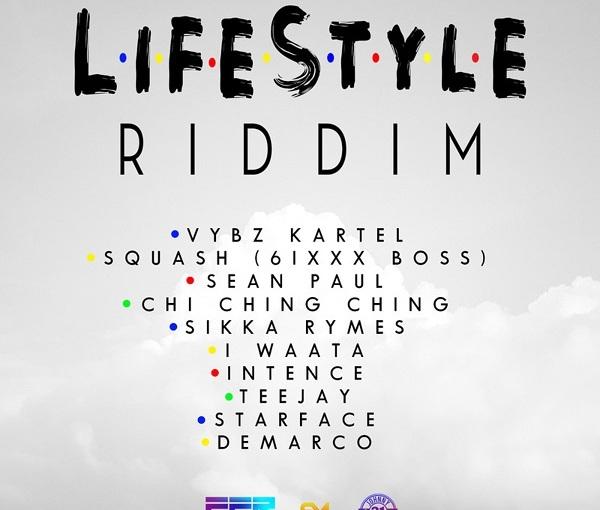 'Lifestyle' Riddim Prod. Frenz ForReal
