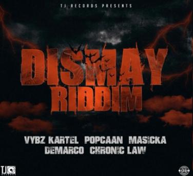 'Dismay' Riddim Prod. TJRecords