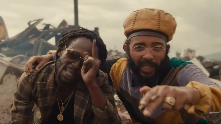 Jesse Royal ft. Protoje- 'Lion Order'- Video
