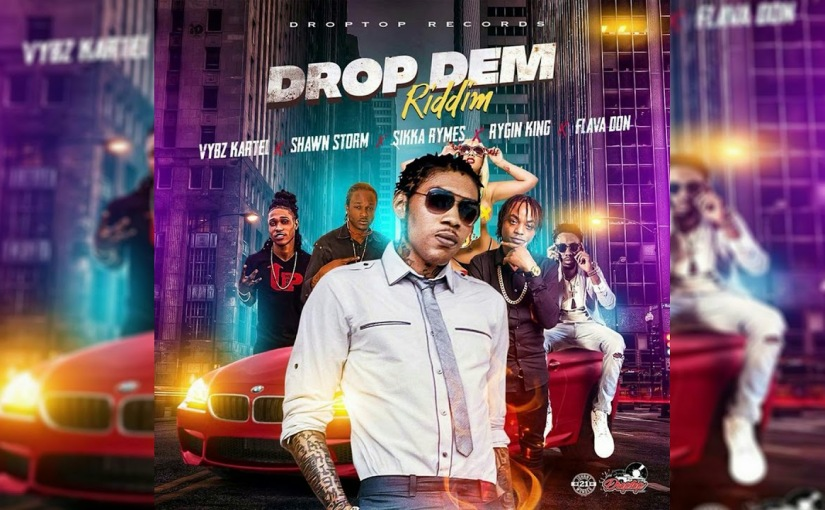 'Drop Dem' Riddim Prod. Droptop Records