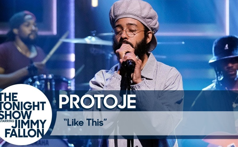 Protoje Performs 'Like This' Live For JimmyFallon