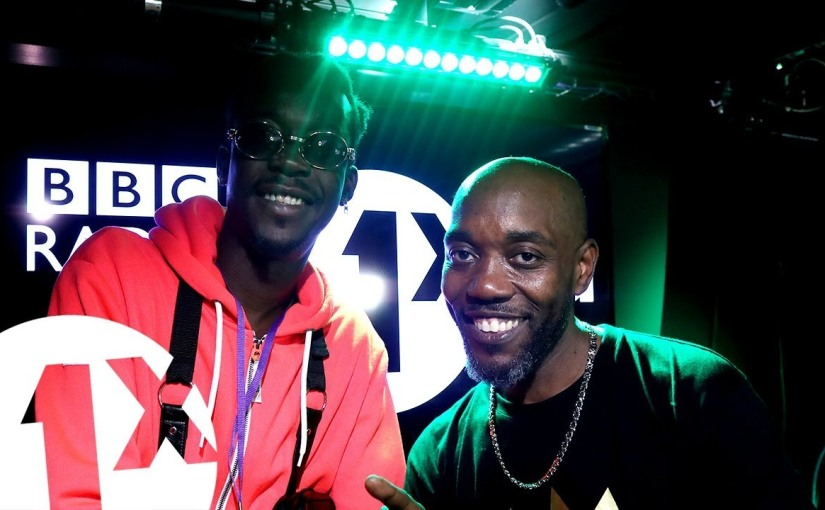 Chi Ching Ching Freestyles for Seani B and BBC1Xtra