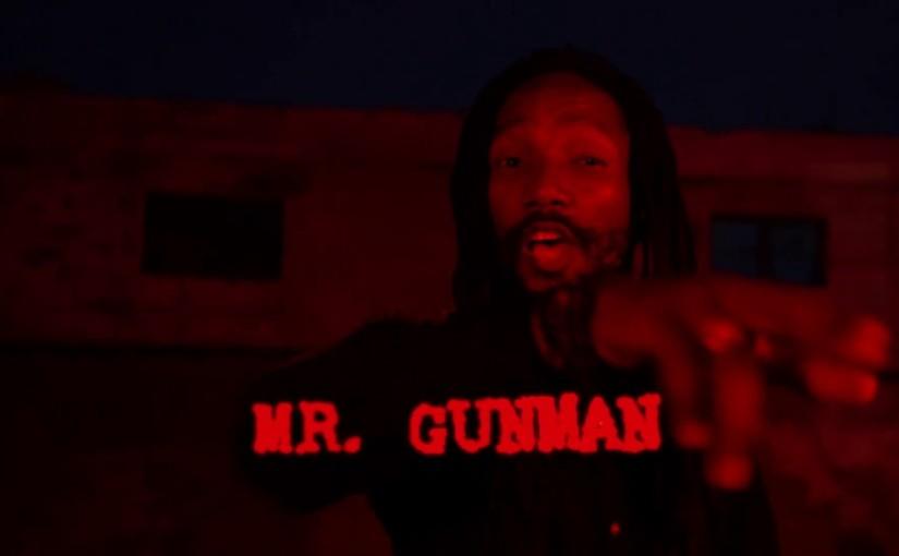 Kabaka Pyramid- 'Mr Gunman'-Video