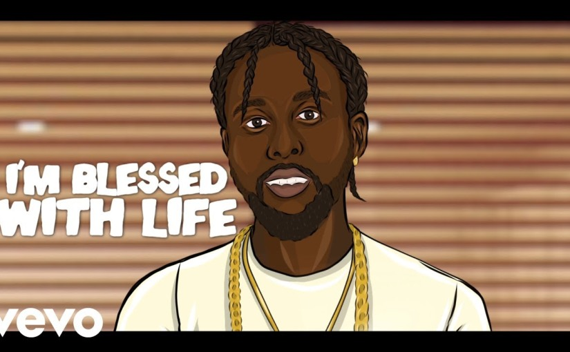 Popcaan- 'I'm Blessed With Life'