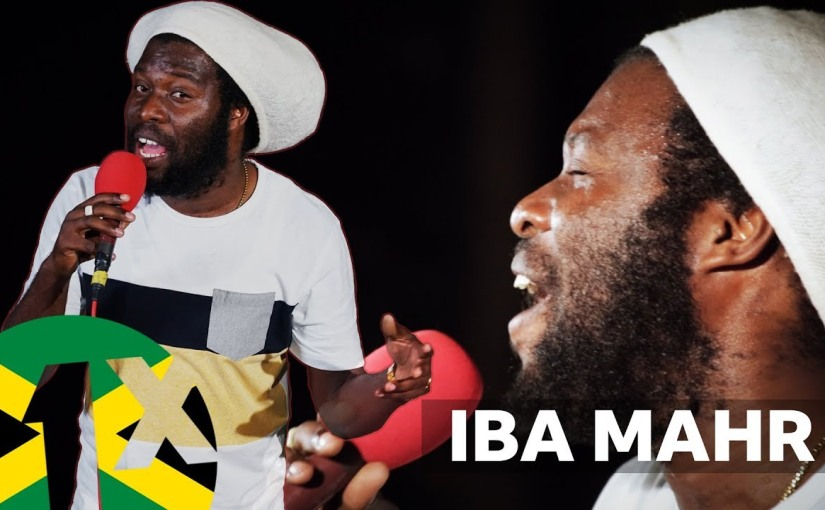 Iba Mahr Live At Big Yard Studios for BBC1Xtra