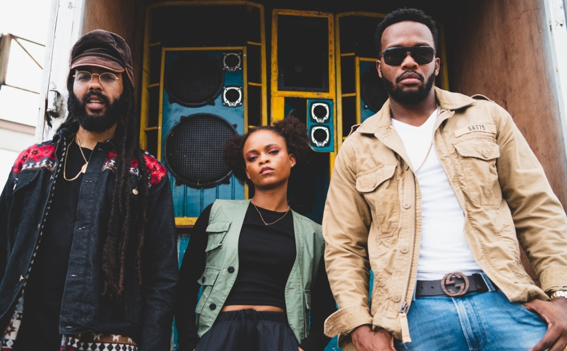 Protoje ft. Lila Ike & Agent Sasco- 'Not Another Word'-Video