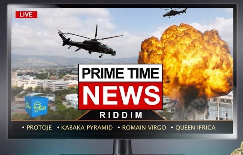 'Prime Time' Riddim Prod. DJ FrassRecords