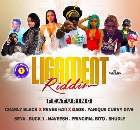 'Ligament' Riddim Prod. Multi TalentedMusic