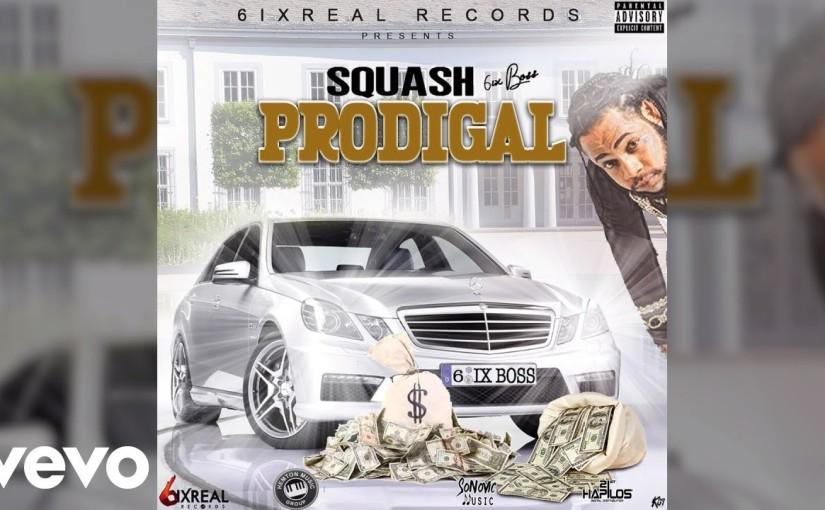 Squash- 'Prodigal'