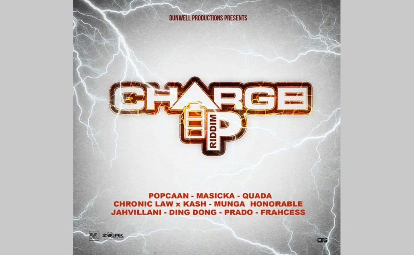 'Charge Up' Riddim Prod. DunwellProductions